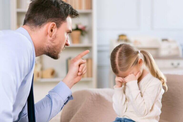 Oppdragelsesstiler: Hva slags far er du?