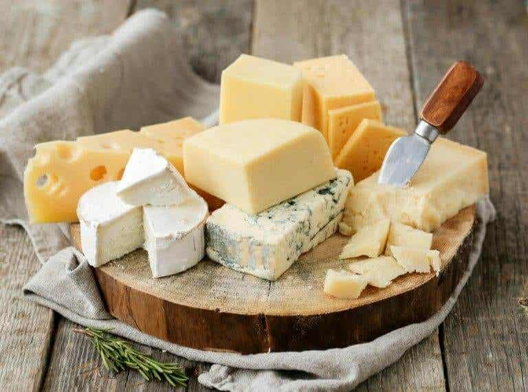 3 oppskrifter med ost for ditt tredje trimester