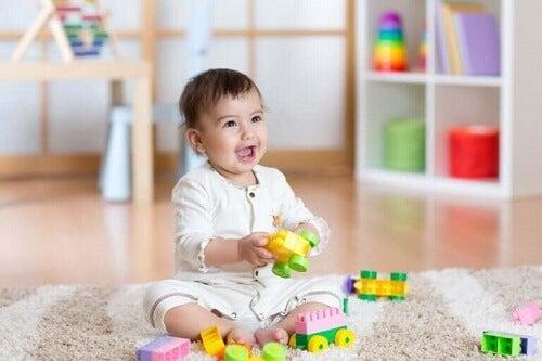 Utvikle barnas motorikk