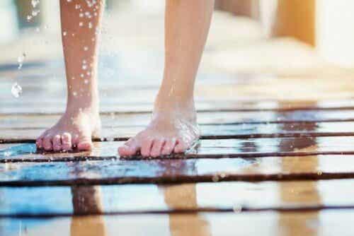 Hva du skal gjøre hvis barnet ditt har fotsopp