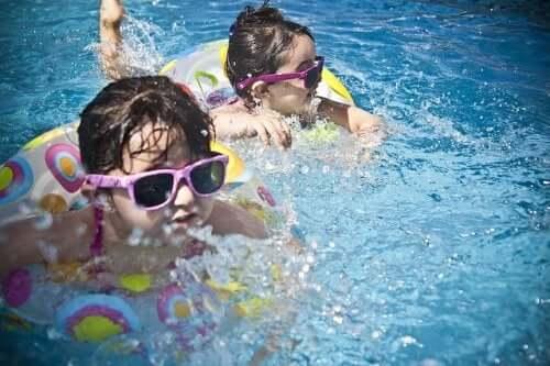 Risiko for solstikk hos barn