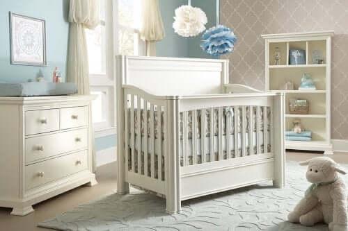 6 typer barnesenger for babyer: Hvordan velge?