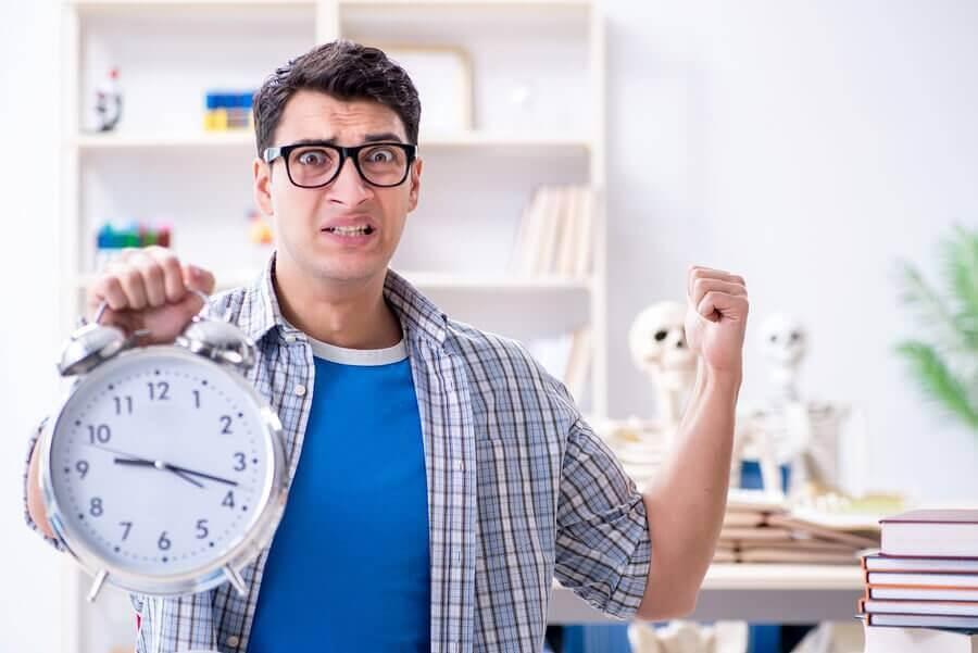 Menns biologiske klokke
