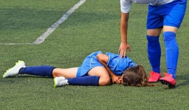 Alt om idrettsskader hos barn