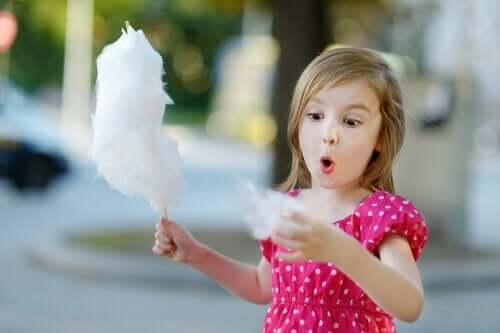 Hvor mye sukker er passende for barn?