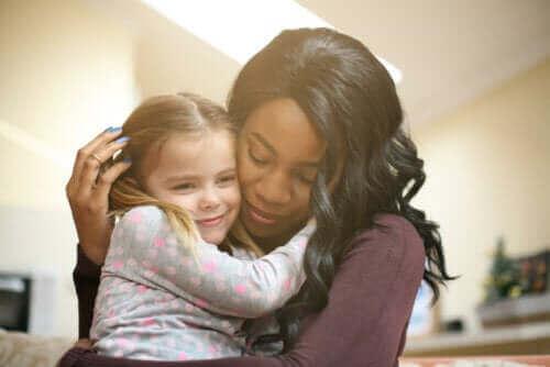 Hva får deg til å føle deg som en mamma?