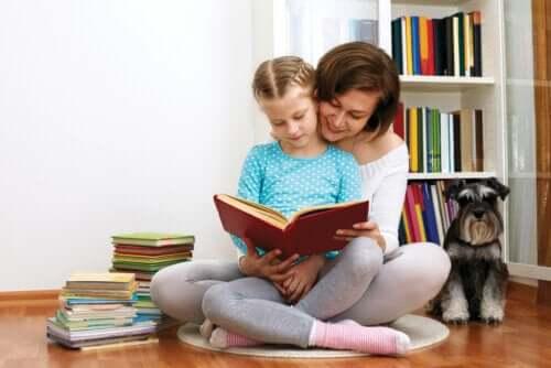 4 måter å stimulere lesing hjemme
