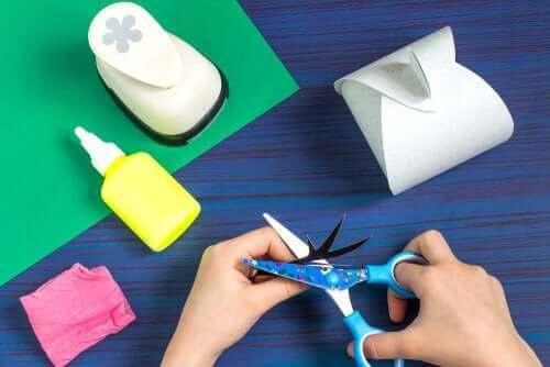 2 fotokunst- og håndverksprosjekter for barn