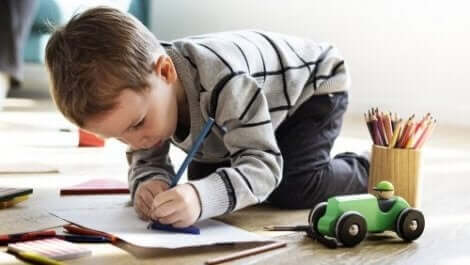 5 Jean Piaget sitater om barn