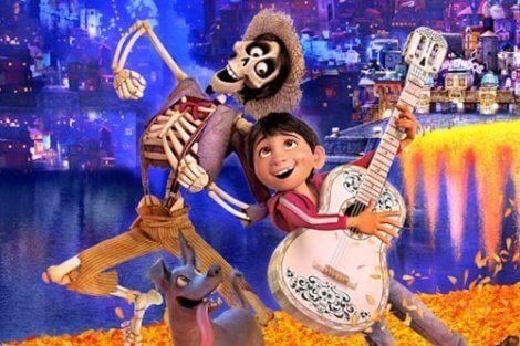 Barnefilmer som omhandler tap og sorg © Walt Disney Pictures, Pixar Animation Studios