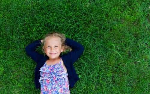 Koeppen-teknikken for å hjelpe barn å slappe av