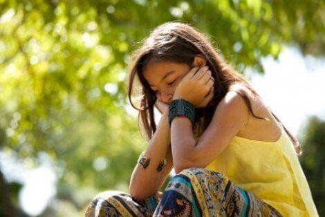 Varselstegn på lav selvtillit hos barn