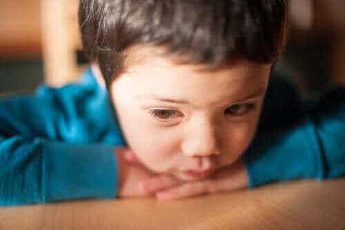 Faresignaler på lav selvfølelse hos barn