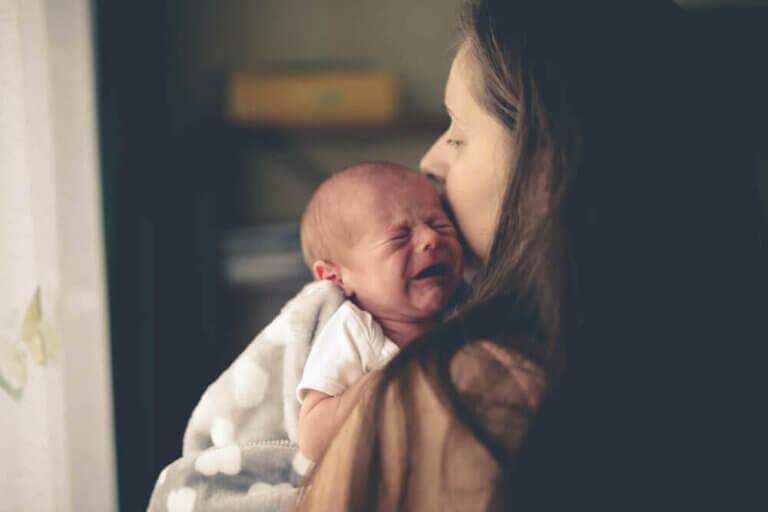 Barnemishandling og shaken baby-syndrom
