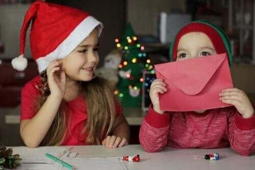 """""""A Shorter Letter"""" - En kortfilm om for mange julegaver"""