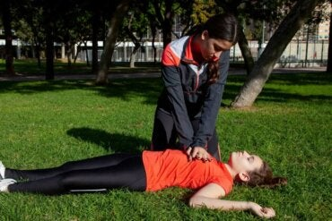 Hjerte-lunge-redning (HLR) til barn