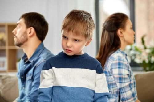 Hvorfor barn fornærmer andre