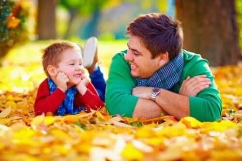 Betydningen av svarene du gir til barna dine