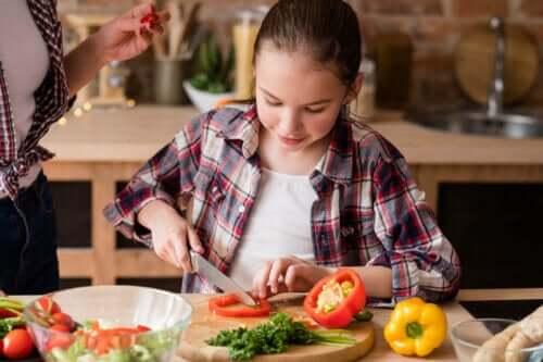 Tenåringen min er veganer: Hva gjør jeg?