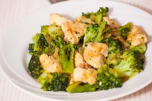 Deilige oppskrifter med brokkoli