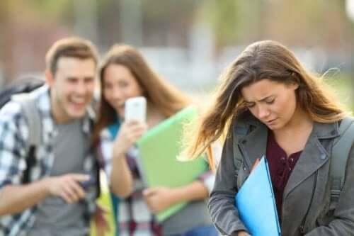Farene ved deposisjon blant unge mennesker