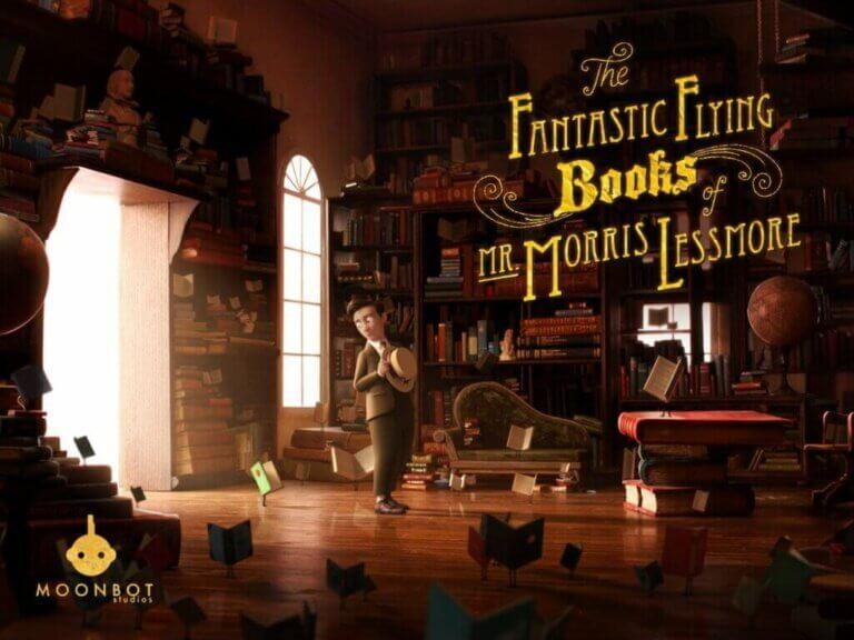 The Fantastic Flying Books of Mr. Morris Lessmore: En kortfilm