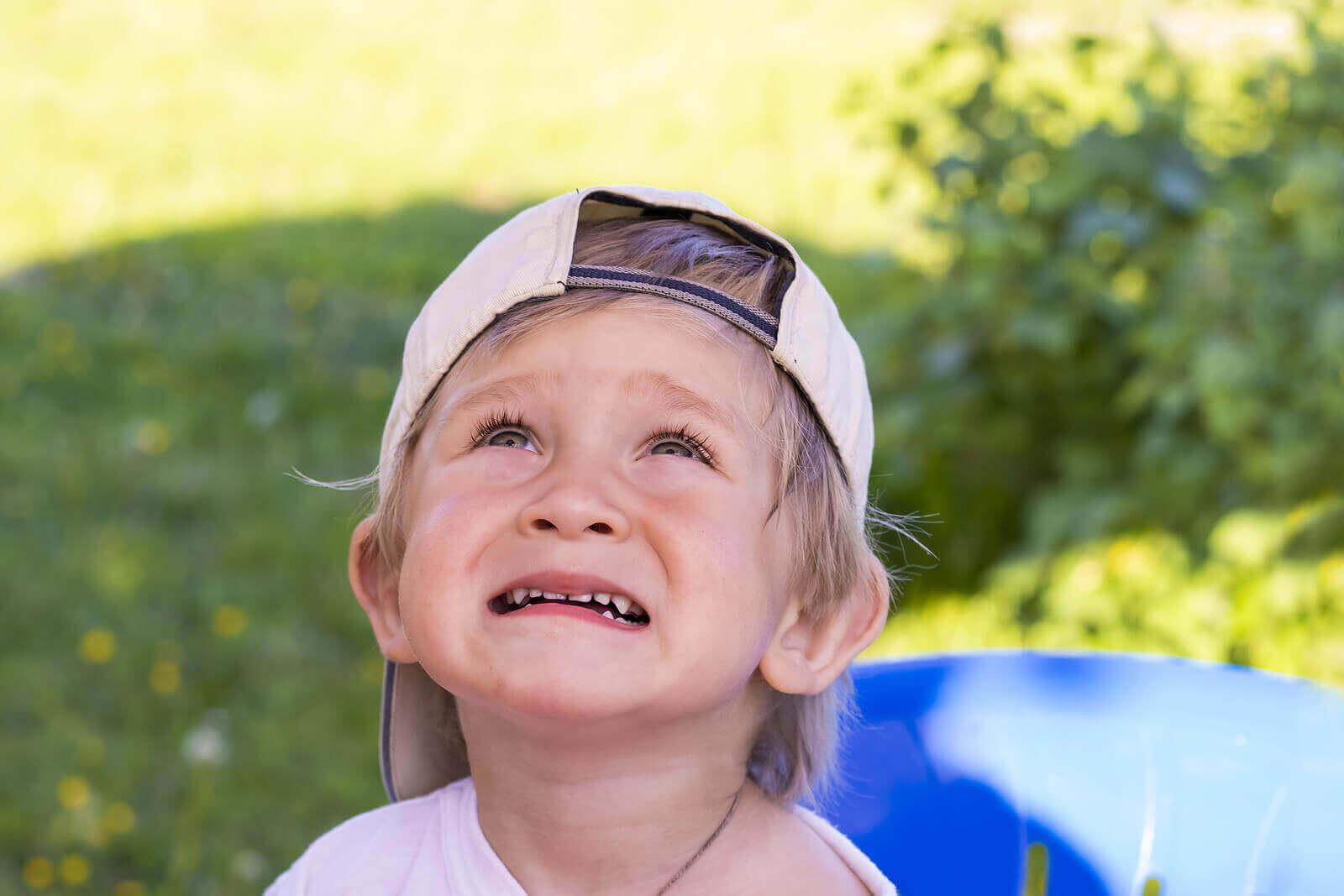 Barnet mitt er redd for kinaputtter: Hva skal jeg gjøre?
