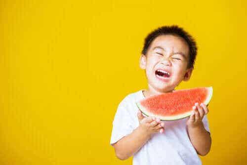 Barnet mitt er redd for å sette mat i halsen: Hva kan jeg gjøre?