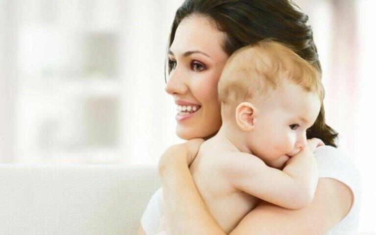 Normalisering av amming som en rettighet for mor og barn
