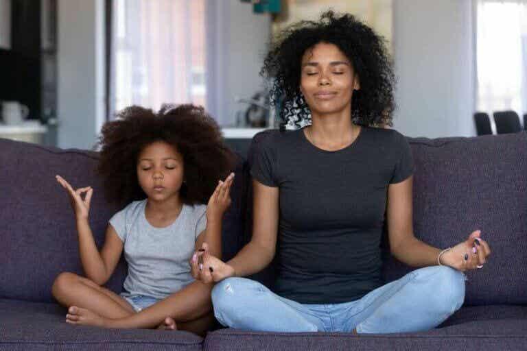 Mindfulness og meditasjon: Aktiviteter for hele familien