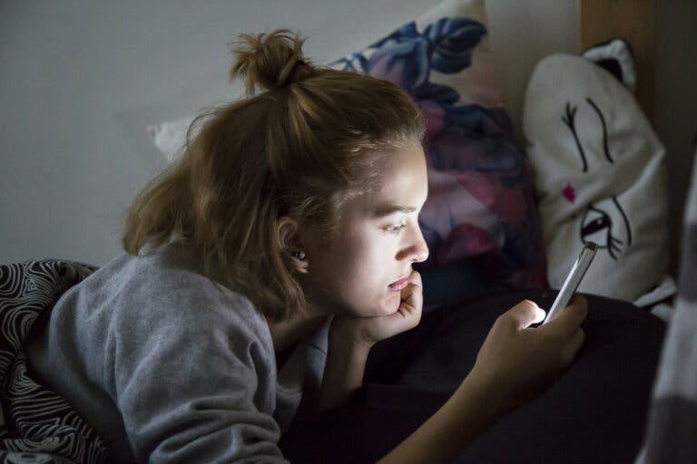 Farlige trender for tenåringer på sosiale nettverk