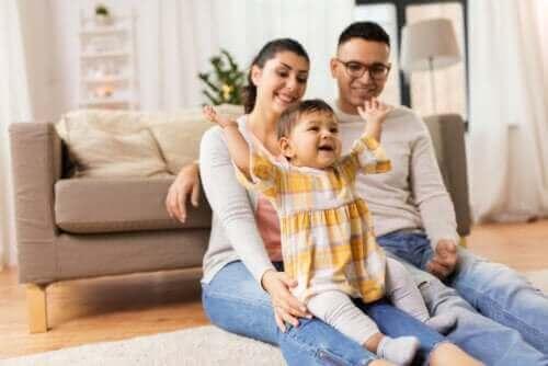 6 interessante fakta om barns utvikling