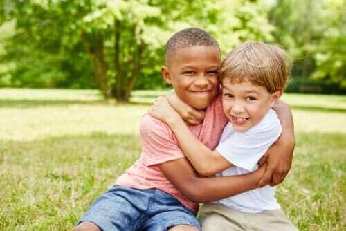 Typer av temperament hos babyer og deres karakteristikker