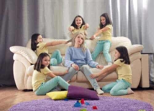 Rastløse barn vs. hyperaktive barn