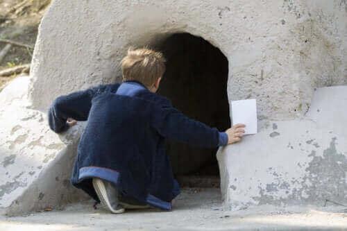 Udiskriminerende tilknytningsforstyrrelse i barndommen