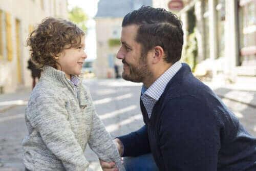 Øvelser for å stimulere språk hos 1- og 2-åringer