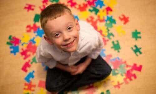 Aktiviteter for barn med autisme