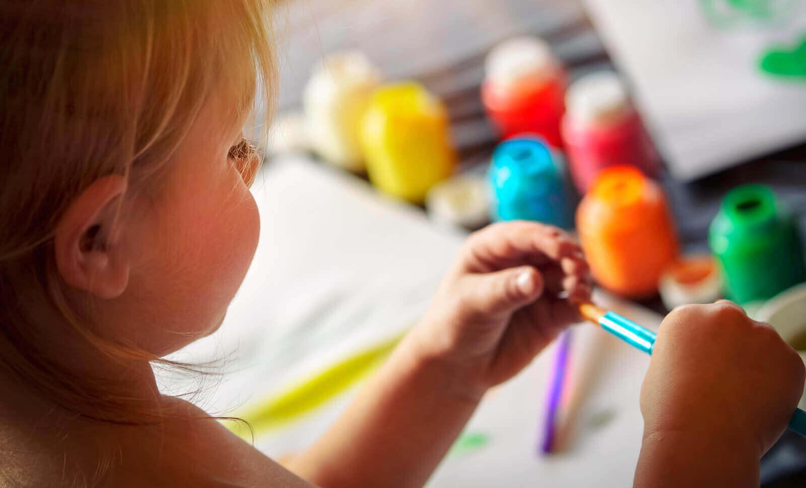 Utviklingen av grafisk uttrykk hos barn