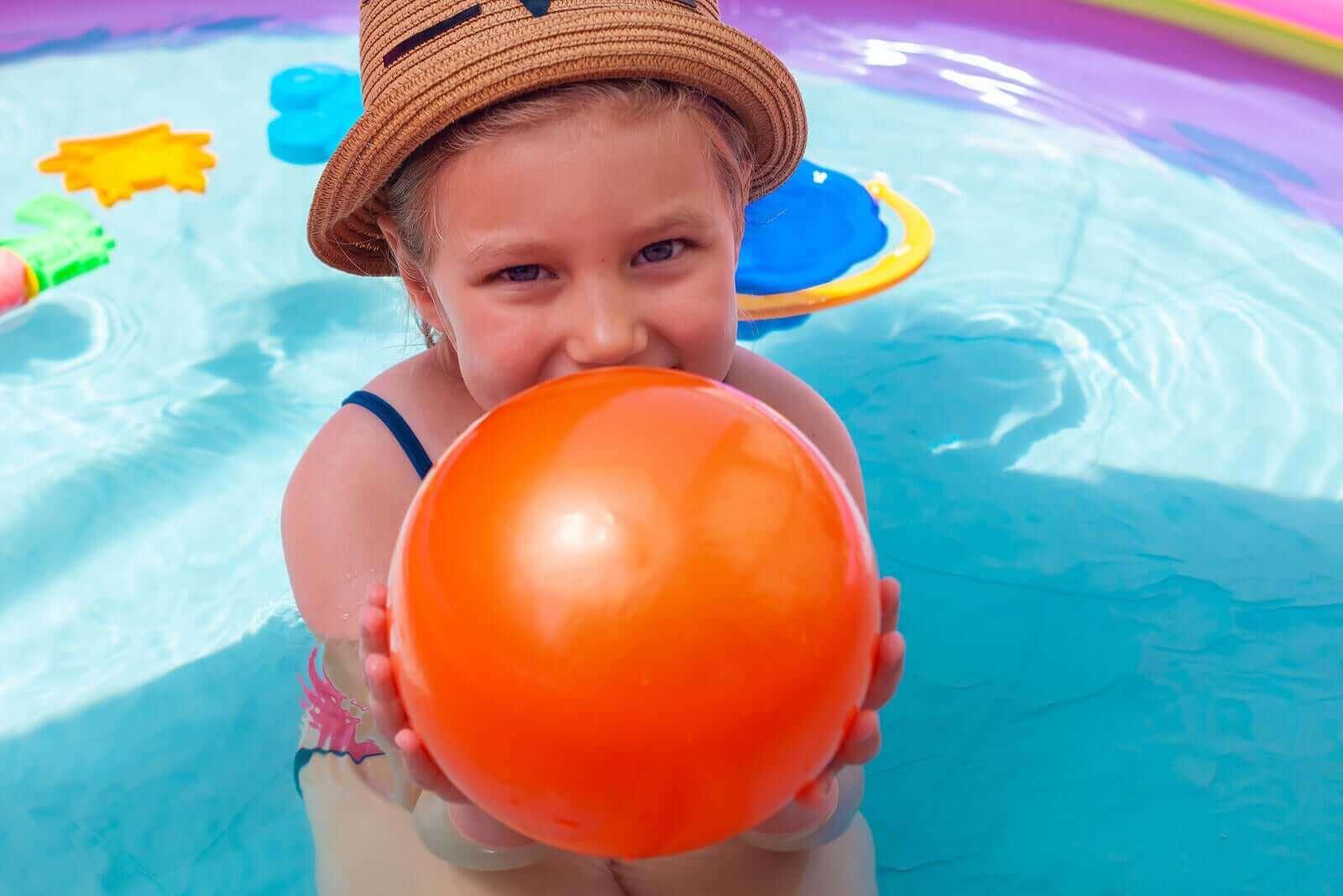 4 farer ved oppblåsbare bassenger: hva du bør vite