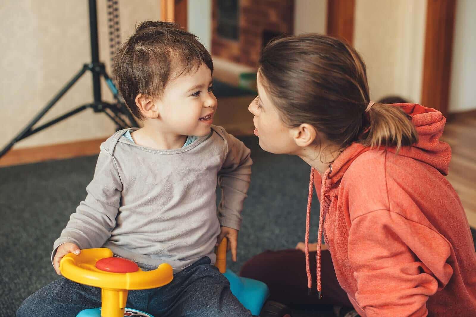 6 viktige endringer mellom alderen 2 og 3 år