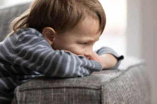 5 former for dårlig oppførsel hos barn som vi ikke bør tillate