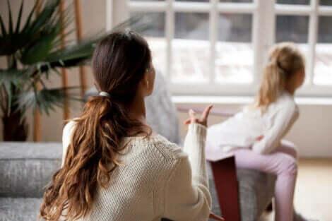 Dårlig oppførsel hos barn som vi ikke bør tillate