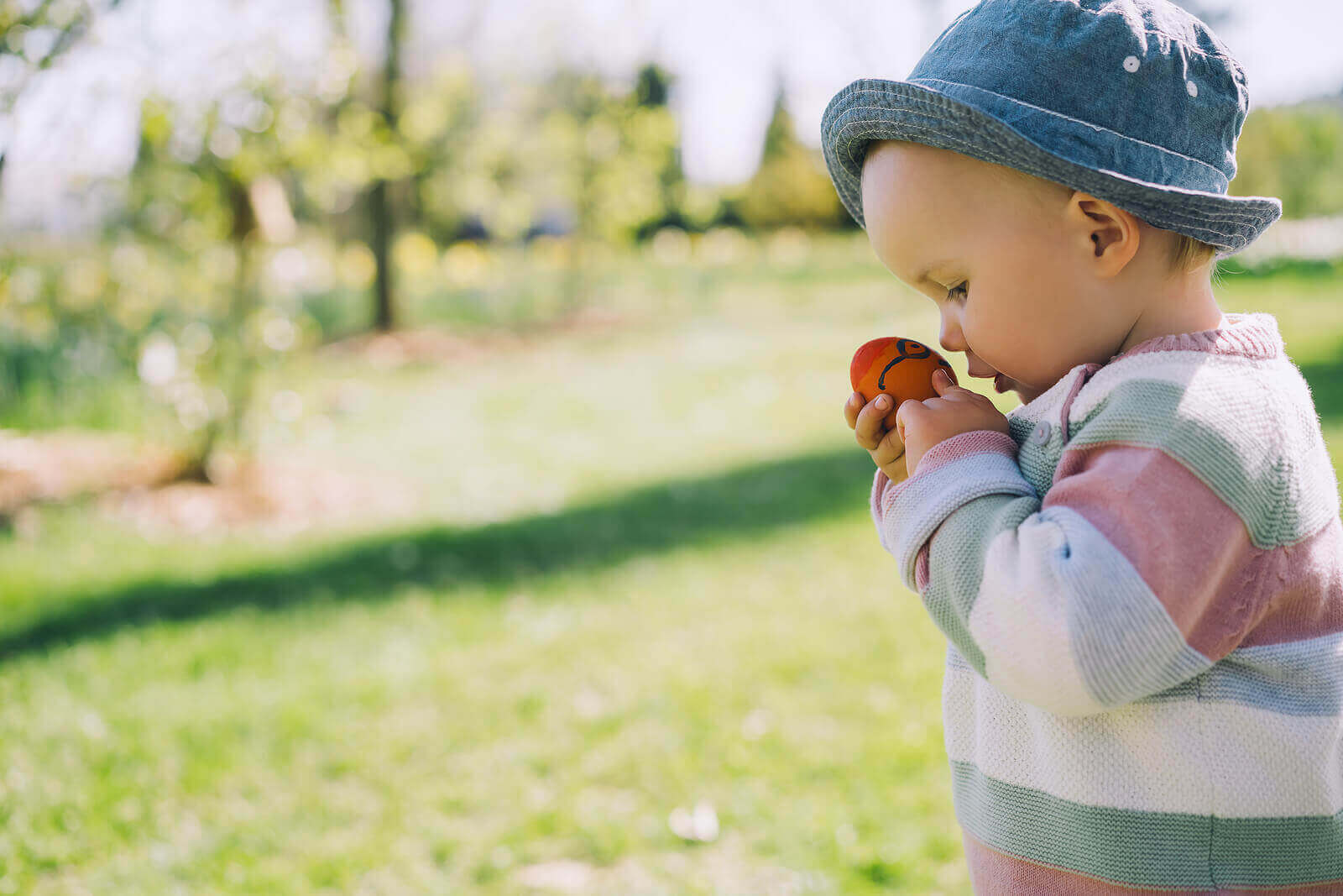 Betydningen av frilek for små barn