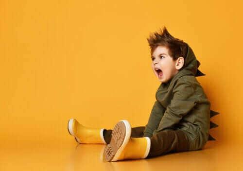 Hvorfor blir barn aggressive?