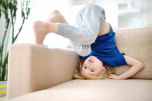 Forstå impulsiv oppførsel hos barn