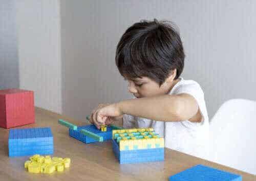 Hvordan tilegner barn seg matteferdigheter?