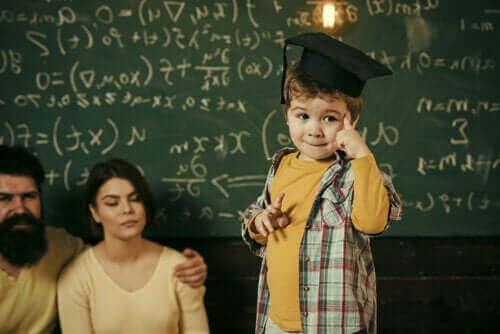 Barns karakterer vil ikke avgjøre om de lykkes i fremtiden