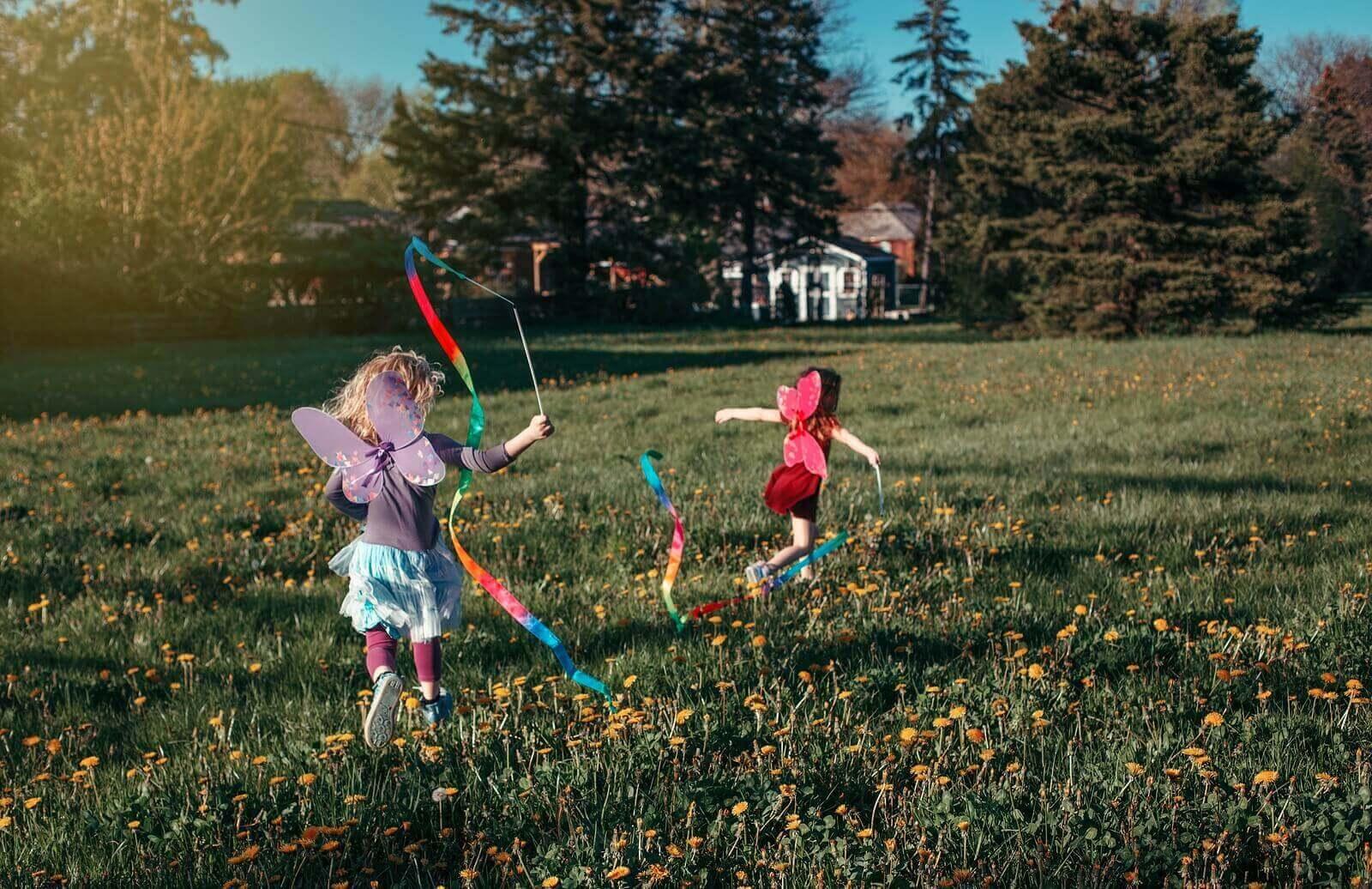 Hva er ustrukturert lek og hvorfor er det viktig?