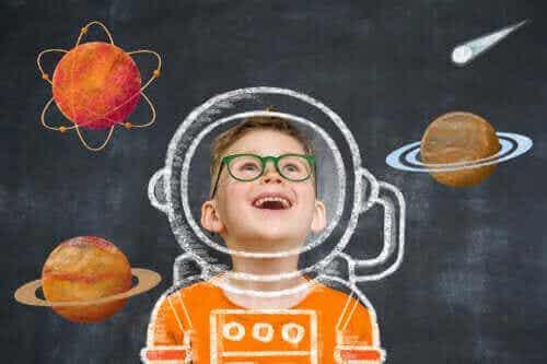 Utvikling av språklig kreativitet, ifølge Gianni Rodari