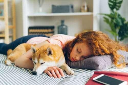 Kronisk utmattelsessyndrom hos ungdom